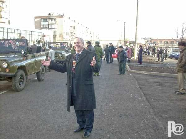 В Троицке прошли торжества по случаю завершения реконструкции второй очереди улицы Советская.