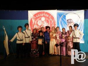 Наши казаки в Анапе