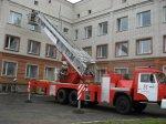 Троицкая поликлиника прошла испытание пожаром