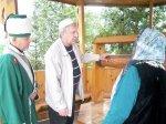 Глава города поздравил мусульман