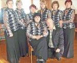 Васильковая канва ансамбля «Росинка»