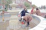 В Троицке закрыт сезон фонтанов