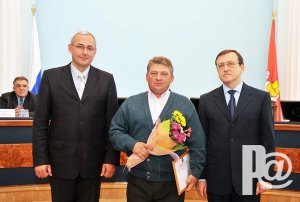 Евгений Кипер — мастер спорта!