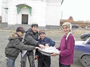 Мусульмане встретили главный праздник