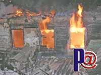 С начала года в огне погибло семь человек