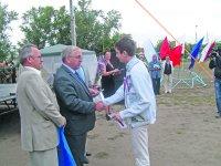 В день флага юным троичанам вручили паспорта