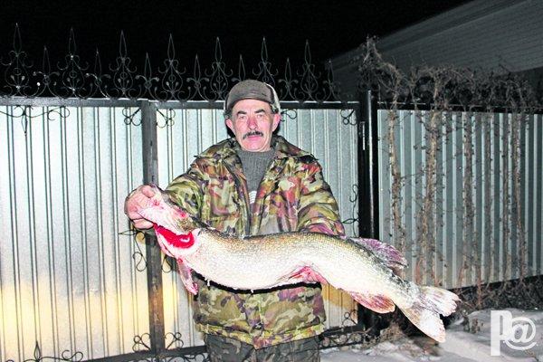 рыбалка в бородиновке варненского района