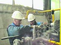 Темпы газификации: 395% от областного задания