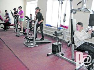 Фитнес-клуб для молодушек и старушек