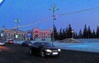 Город прихорашивается к встрече Нового года