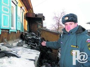 Дети погибли на пожаре