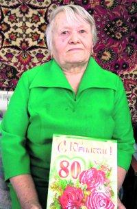 80-летняя частушечница