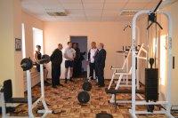 В спортивном клубе «Сатурн-плюс» открылся новый тренажерный зал