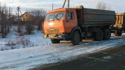Под колесами КамАЗа погибла 19-летняя девушка