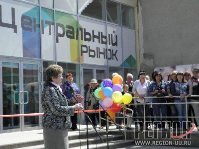 В Троицке открылся новый «Центральный рынок»