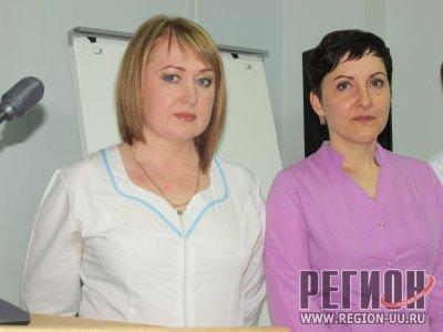 Медсестры соревновались в мастерстве