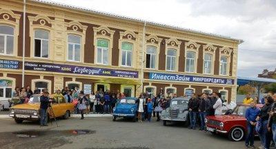 В Троицке открылась выставка ретротехники (ВИДЕО)