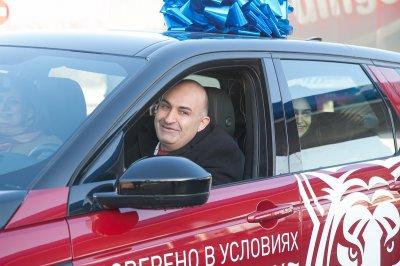 Уроженец Троицка выиграл легендарный автомобиль