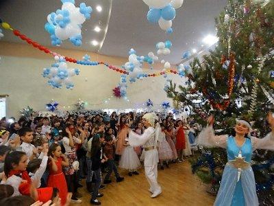 Рождественская губернаторская елка