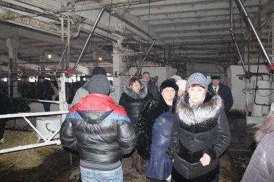 Животноводы Троицкого района постигали секреты ФГУП «Троицкое»