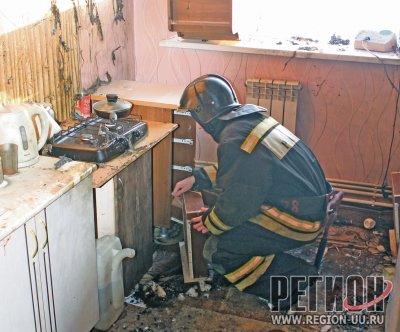 При взрыве газа пострадал 62‑летний селянин
