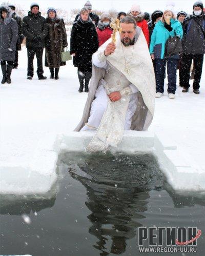 В крещенский день душа ликует (ВИДЕО)