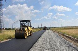 Более 48 млн рублей выделено на текущий ремонт дорог в 2021 году