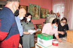 Артефакты вернули в Троицк (ВИДЕО)