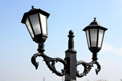 Набережная разбитых фонарей