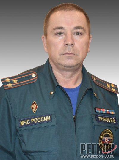 Чрезвычайный человек Вадим Трунов: «Троицкий пожарный гарнизон был и остается для меня родным»