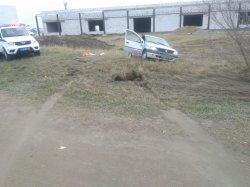 В Троицке пьяный водитель совершил ДТП