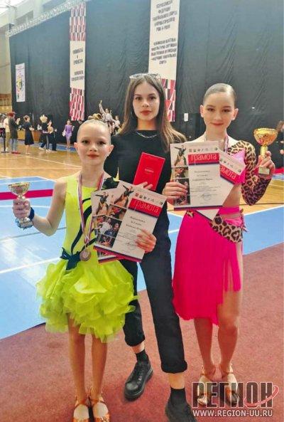 Юные танцоры взяли Гран при