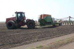 Весенне-полевые работы ведутся в экстремальных погодных условиях