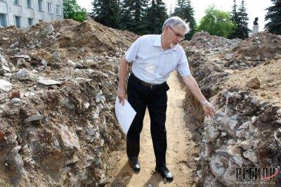 Артефакты вернули в Троицк