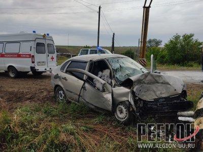 Пассажир погиб на места ДТП