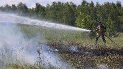 В Челябинской области отменяется особый противопожарный режим