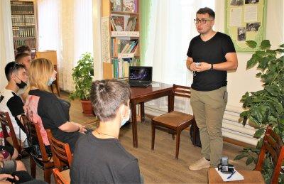 Встреча молодёжи Троицка и Миасса