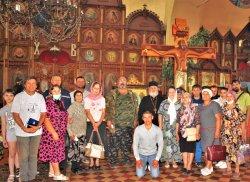 «Святая Русь» приехала в Троицк (ВИДЕО)