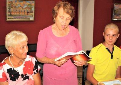 Душевные троицкие встречи