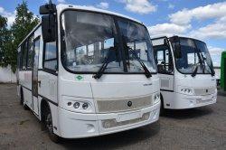 Шесть новых автобусов с валидаторами начнут курсировать по маршрутам МУП «Троицкое ПАТП»