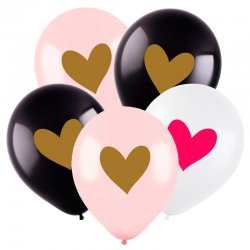 Как выбрать воздушные шары для оформления свадьбы?