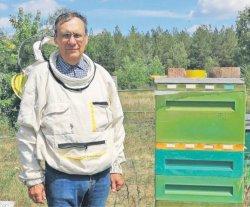 Троицкий пчеловод рассказал о своей профессии