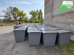 В Троицке продолжается оборудование контейнерных площадок
