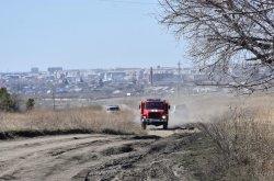 В Троицке введен особый противопожарный режим
