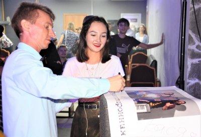 Кирилл Скрипник и его друзья (ВИДЕО)
