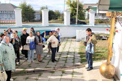 «Библиокараван» посетил Троицк (ВИДЕО)