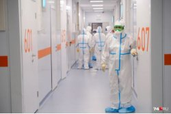 В главной ковидной больнице под Челябинском умерли два привитых пациента