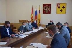 Троицкие депутаты проанализировали состояние и перспективы уличного освещения