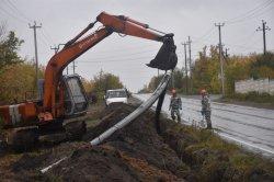 Газпром газораспределение Челябинск» завершает строительство газопровода в поселке Энергетиков