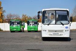 Обновление общественного транспорта в городе превысило стопроцентный показатель